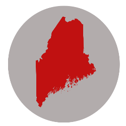 Maine Service Area for Cleaning Link
